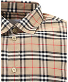 Burberry Small Scale Check Shirt