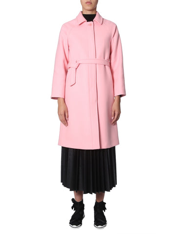 Red Valentino Belted Trench Coat