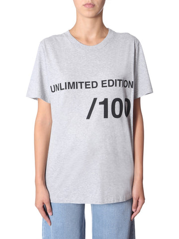 Mm6 Maison Margiela Unlimited Edition Printed T-Shirt