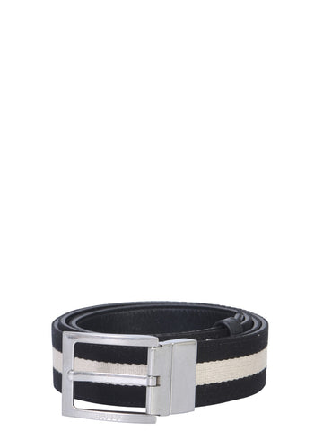 Bally Reversible Tonni Belt