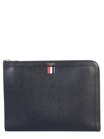 Thom Browne RWB Trim Document Case