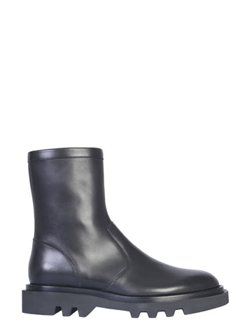 Givenchy Combat Zipped Boots