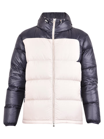 Moncler Colour Block Puffer Jacket
