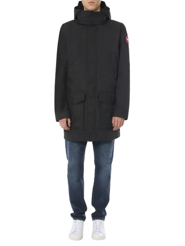 Canada Goose Crew Hooded Trench Coat