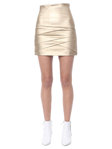 Philosophy Di Lorenzo Serafini Layered Mini Skirt