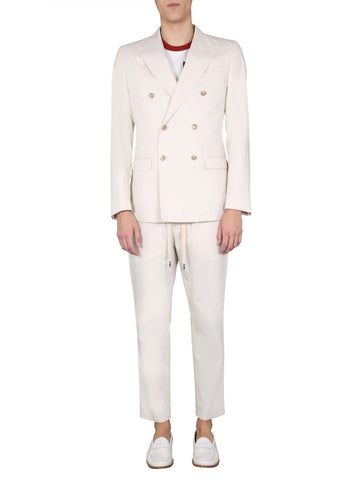 Dolce & Gabbana Double-Breasted Two Piece Suit