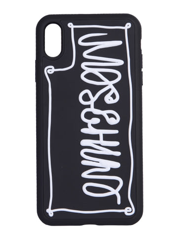 Moschino Logo iPhone XS Max Case