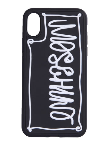 Moschino Logo iPhone X/XS Case