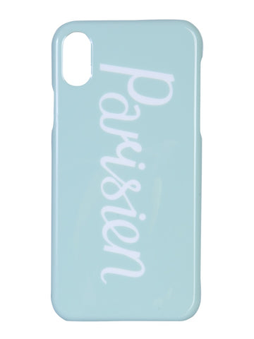 Maison Kitsuné Parisien iPhone X Cover