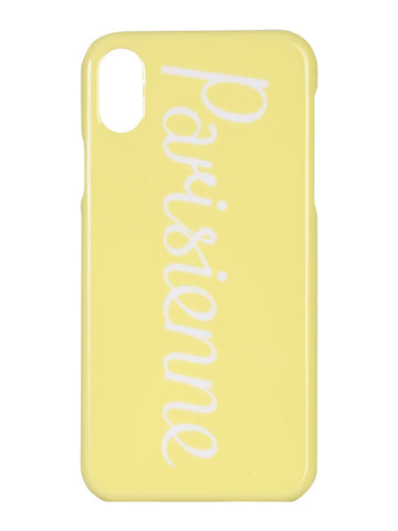 Maison Kitsuné Parisienne iPhone X Cover