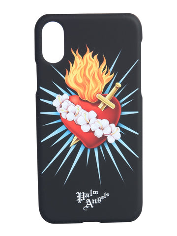 Palm Angels Heart iPhone X Case
