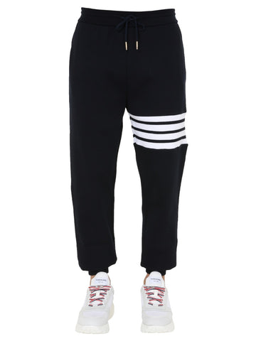 Thom Browne 4 Bar Jogging Pants