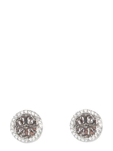 Tory Burch Circle Stud Earrings