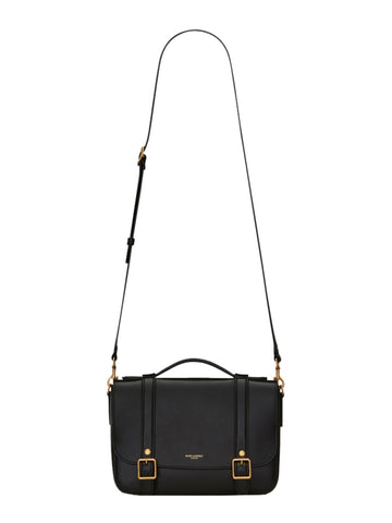 Saint Laurent Schoolbag Mini Satchel Bag