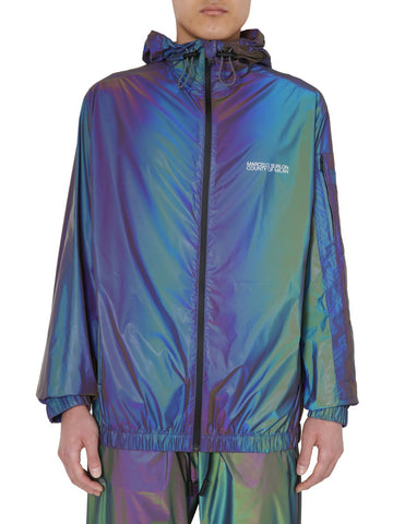 Marcelo Burlon County Of Milan Windbreaker Jacket