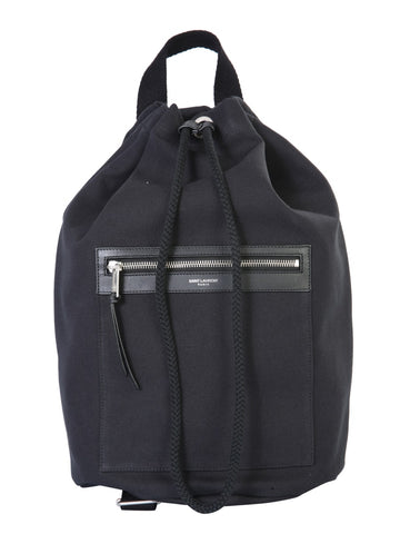 Saint Laurent City Sailor Backpack