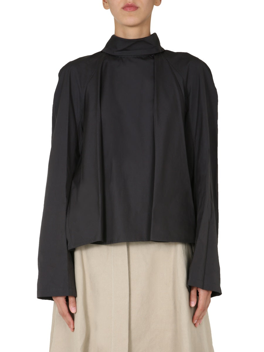 Lemaire LEMAIRE OVERSIZED SHIRT