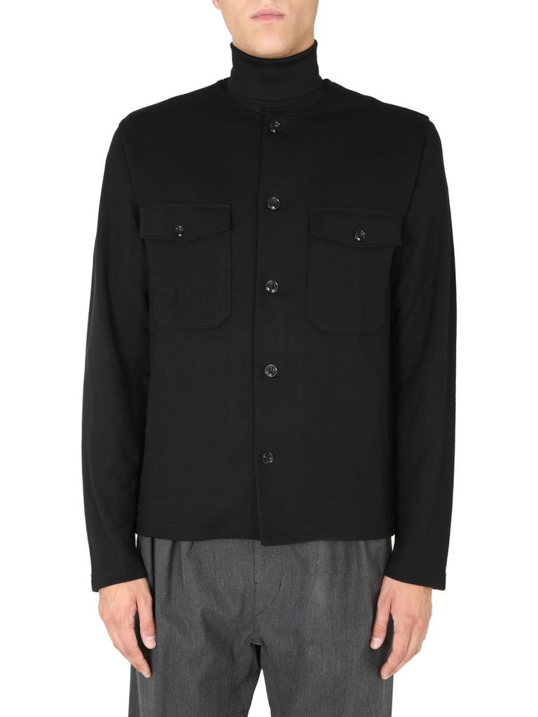 Lemaire LEMAIRE BUTTONED CARDIGAN