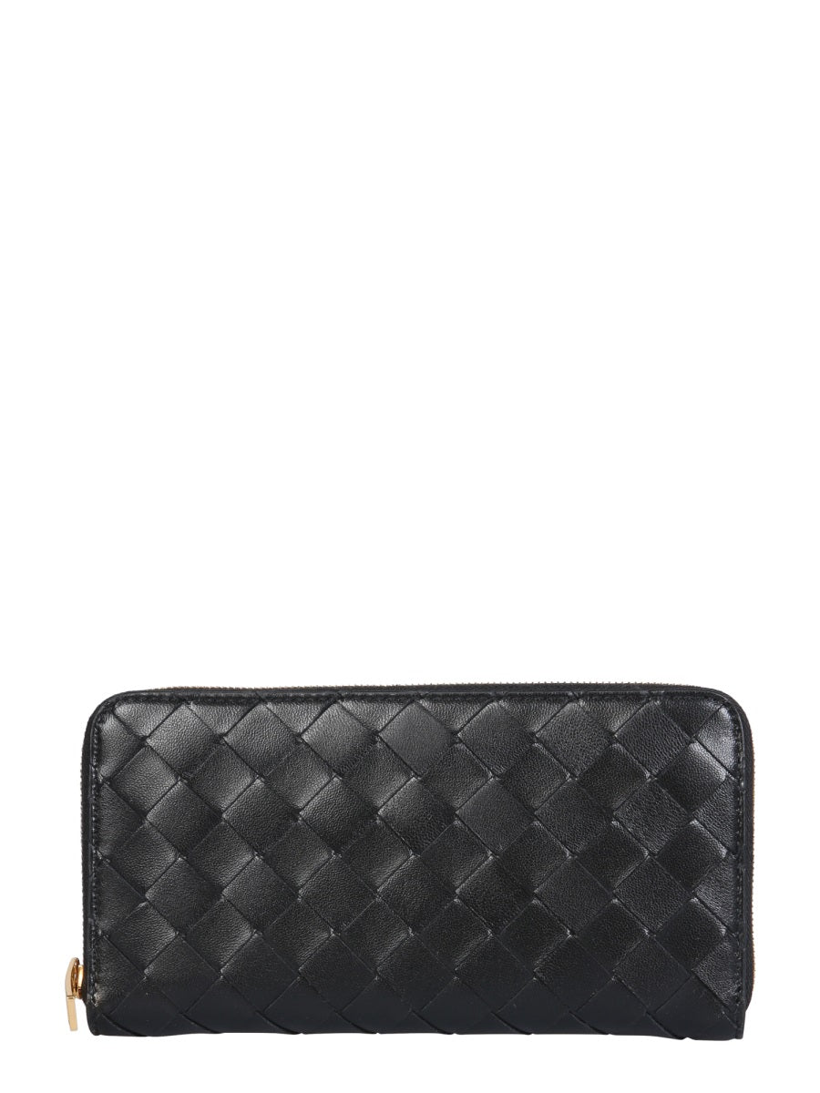 Bottega Veneta Wallets BOTTEGA VENETA ZIP AROUND WALLET