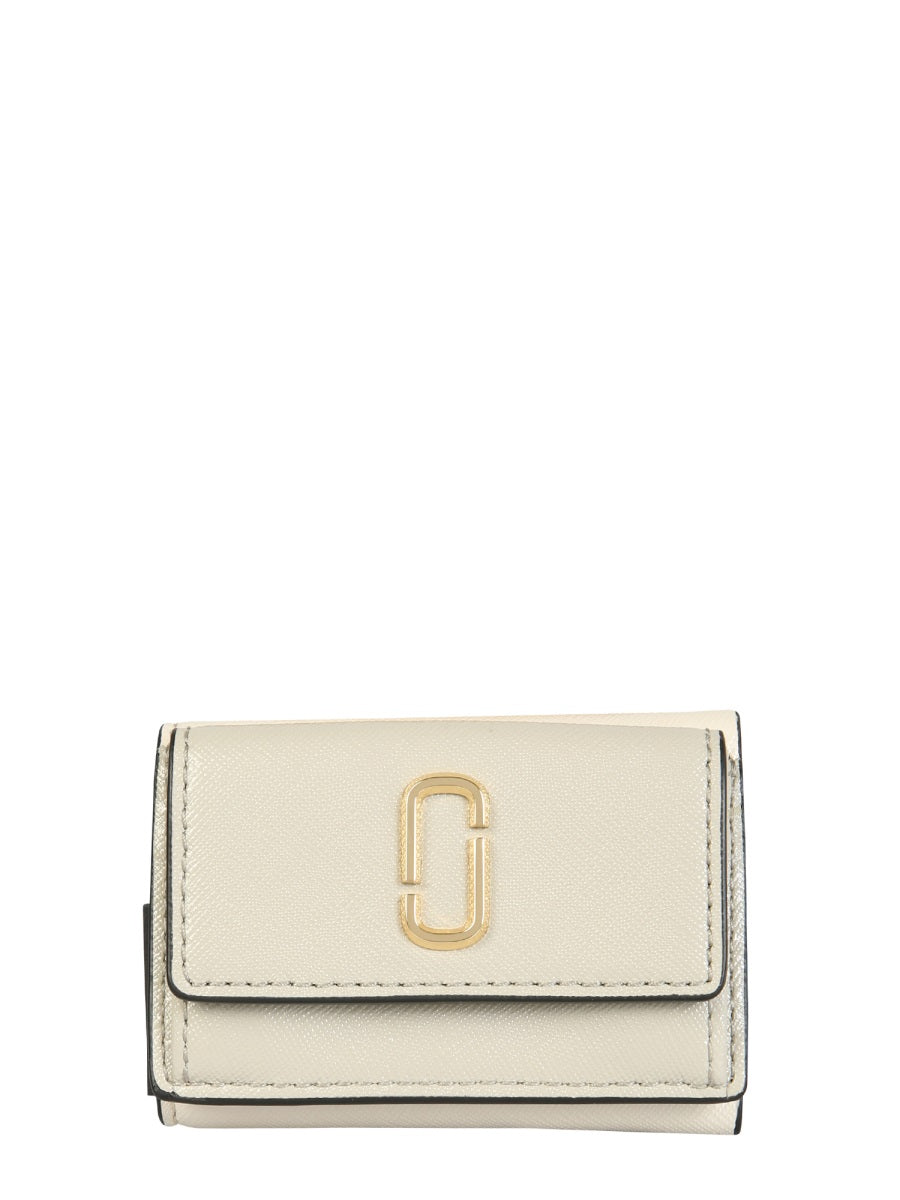 Marc Jacobs MARC JACOBS THE SNAPSHOT MINI TRIFOLD WALLET