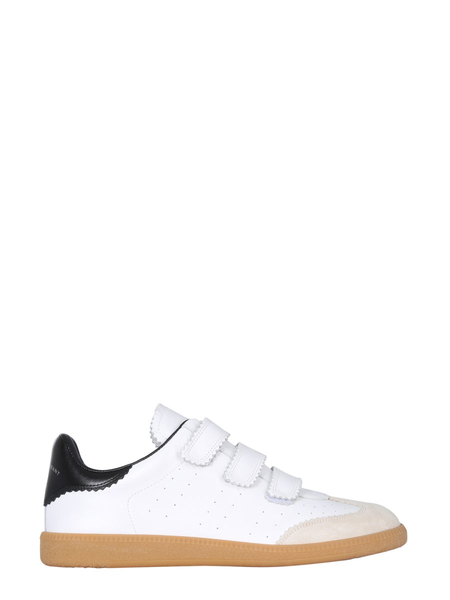 Isabel Marant ISABEL MARANT BETHY STRAPPED SNEAKERS
