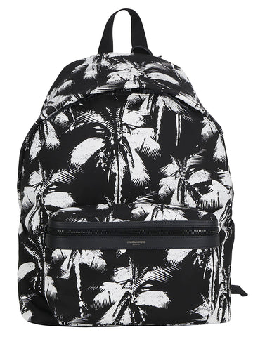 Saint Laurent Printed Backpack