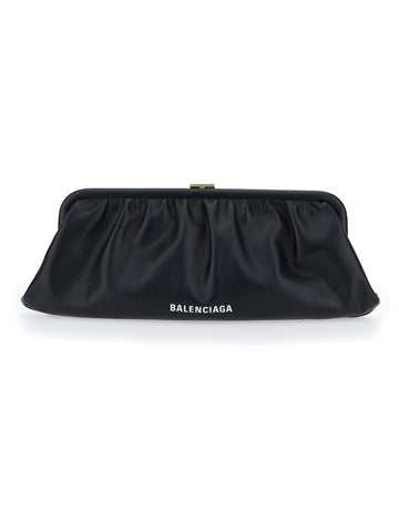 Balenciaga XL Cloud Clutch Bag