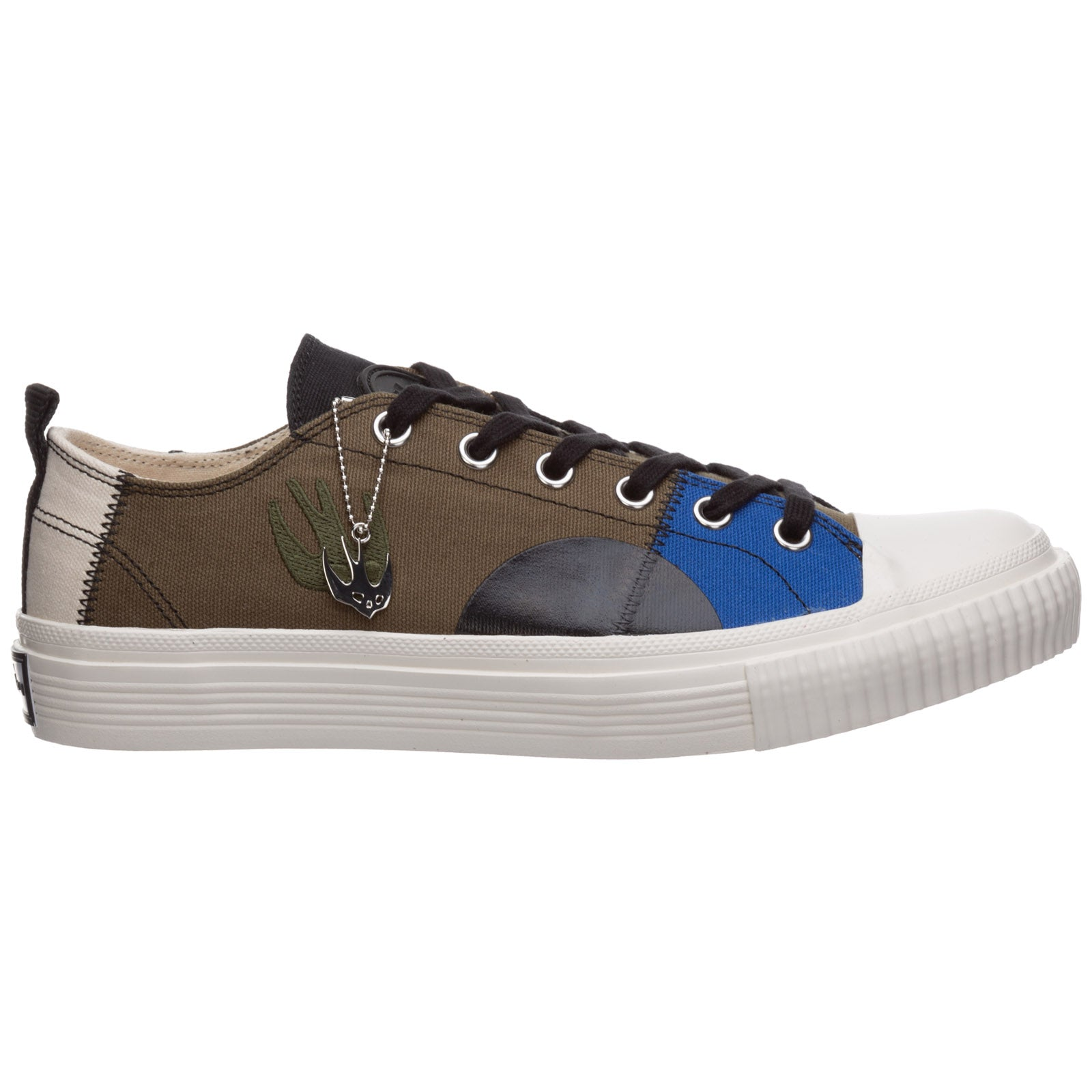 Mcq By Alexander Mcqueen MCQ ALEXANDER MCQUEEN SWALLOW EMBROIDERED SNEAKERS