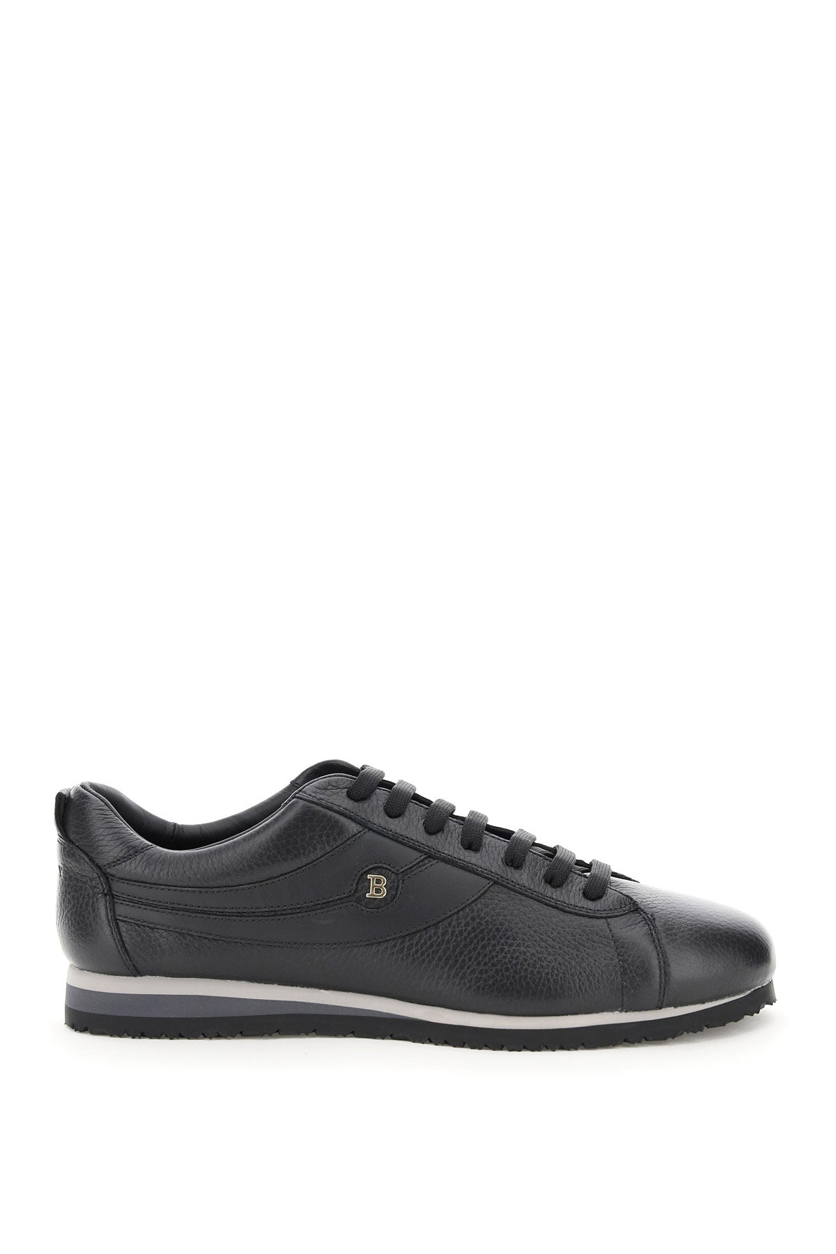 Bally Leathers BALLY BREDY SNEAKERS