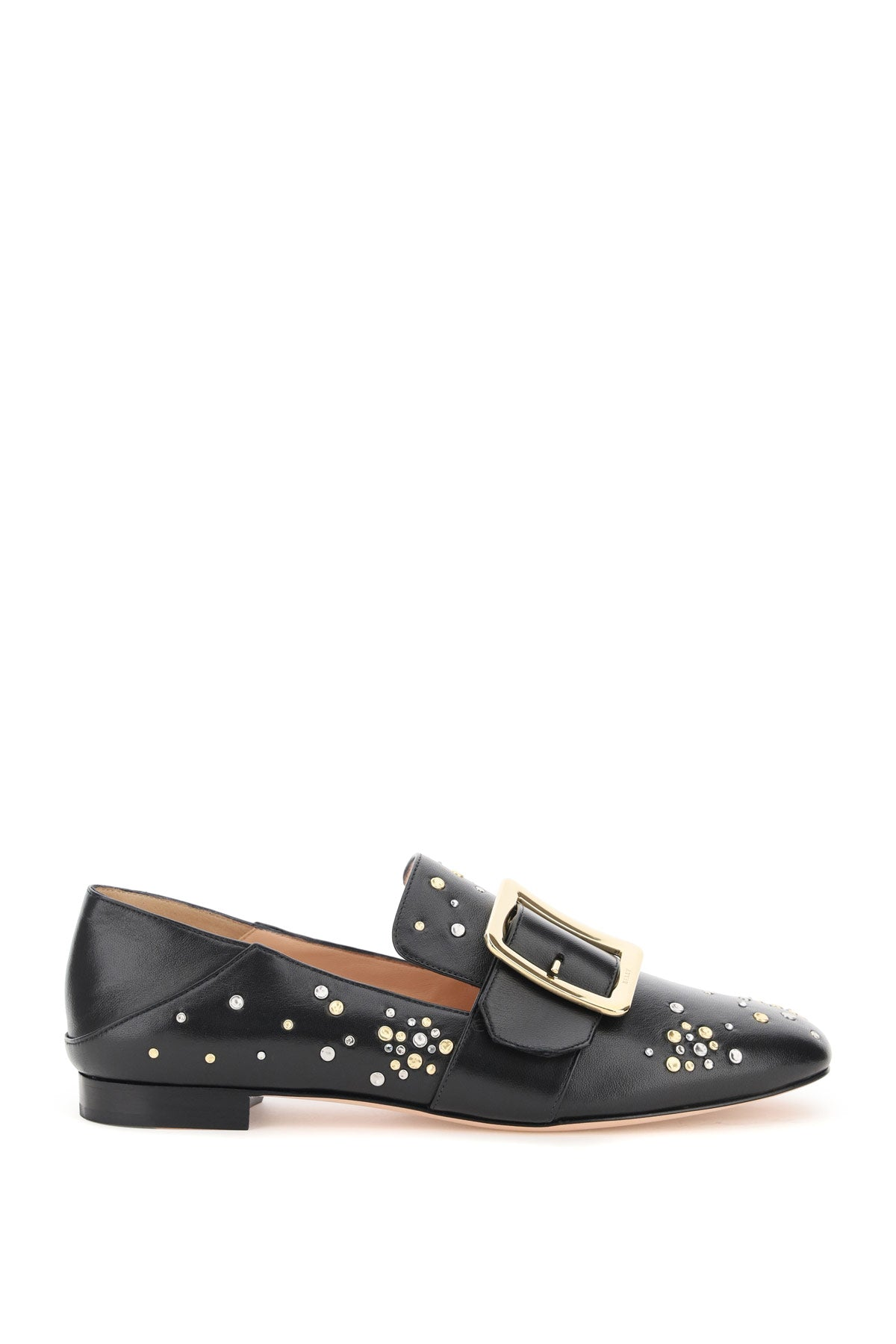 Bally BALLY JANELLE STUDDED LOAFERS