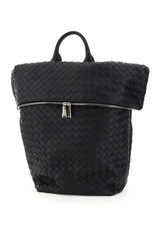 Bottega Veneta Woven Backpack