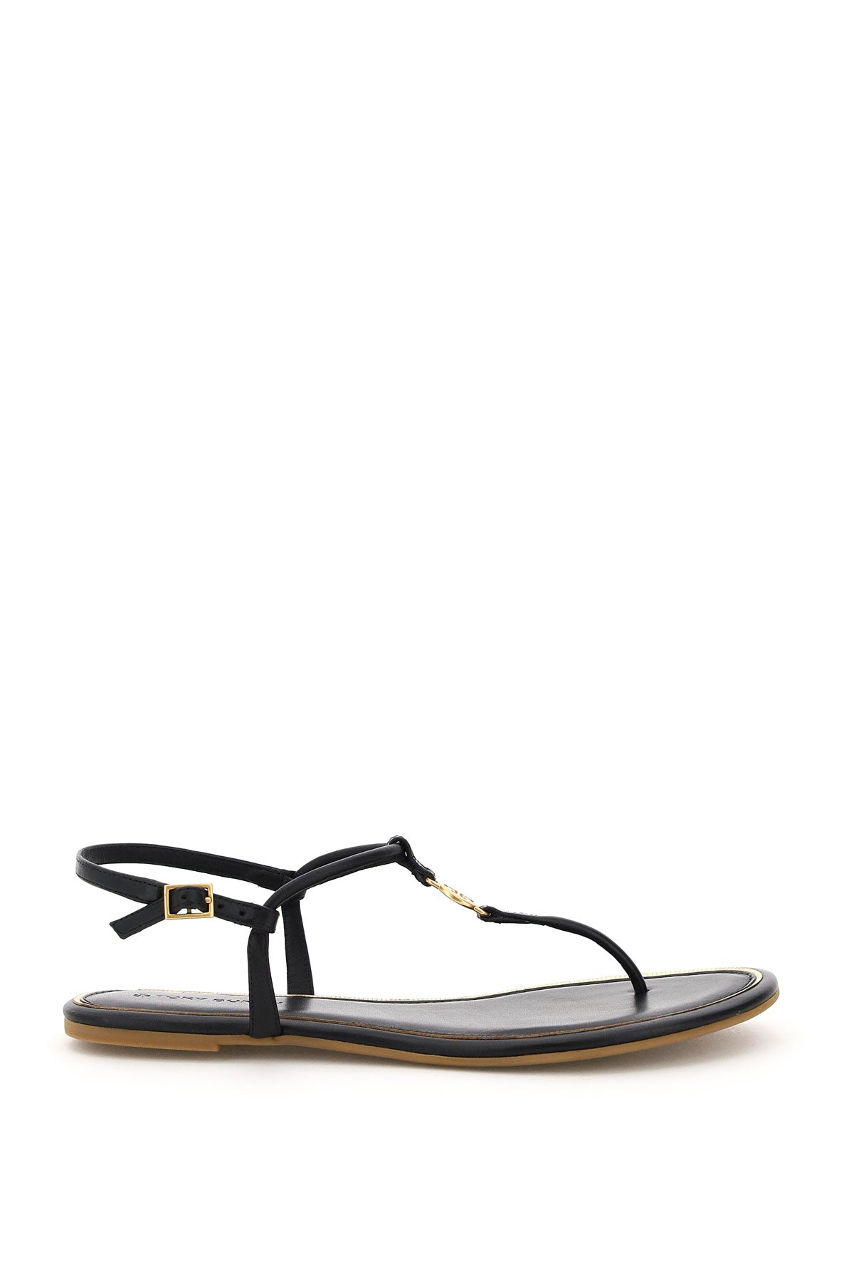Tory Burch Leathers TORY BURCH EMMY SANDALS