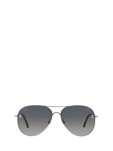 Chanel Aviator Frame Sunglasses