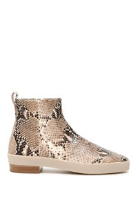Fear Of God Printed Side Zip Boots