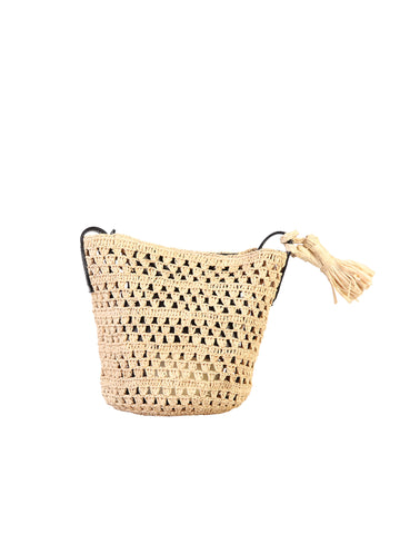 Stella McCartney Woven Shoulder Bag