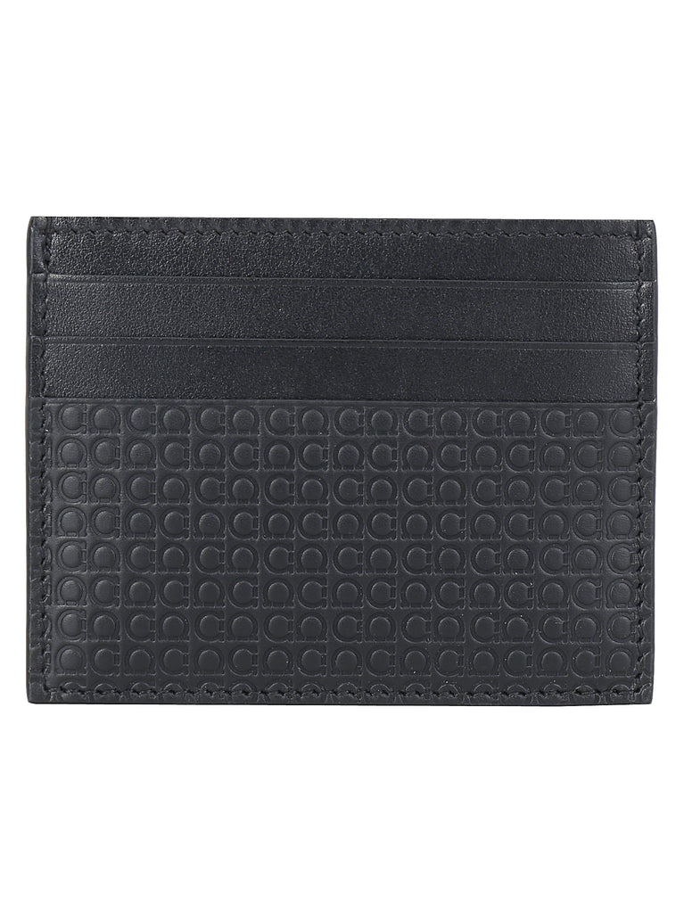 Salvatore Ferragamo Gancini Card Holder