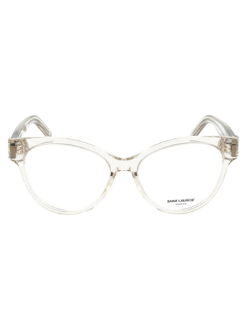Saint Laurent Eyewear Cat Eye Frame Glasses
