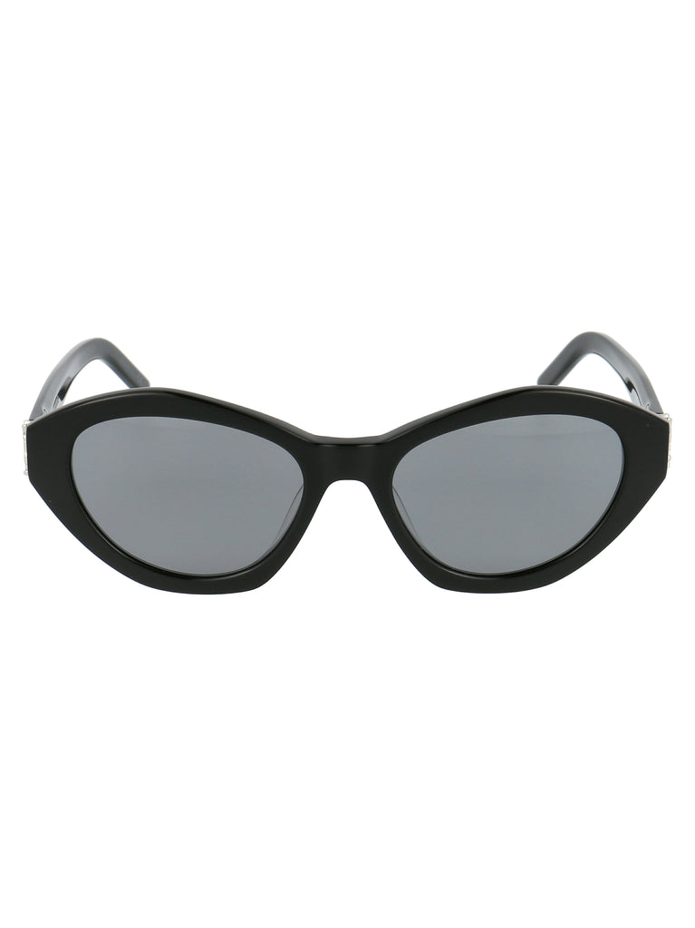 Saint Laurent Sunglasses SAINT LAURENT EYEWEAR CAT EYE FRAME SUNGLASSES