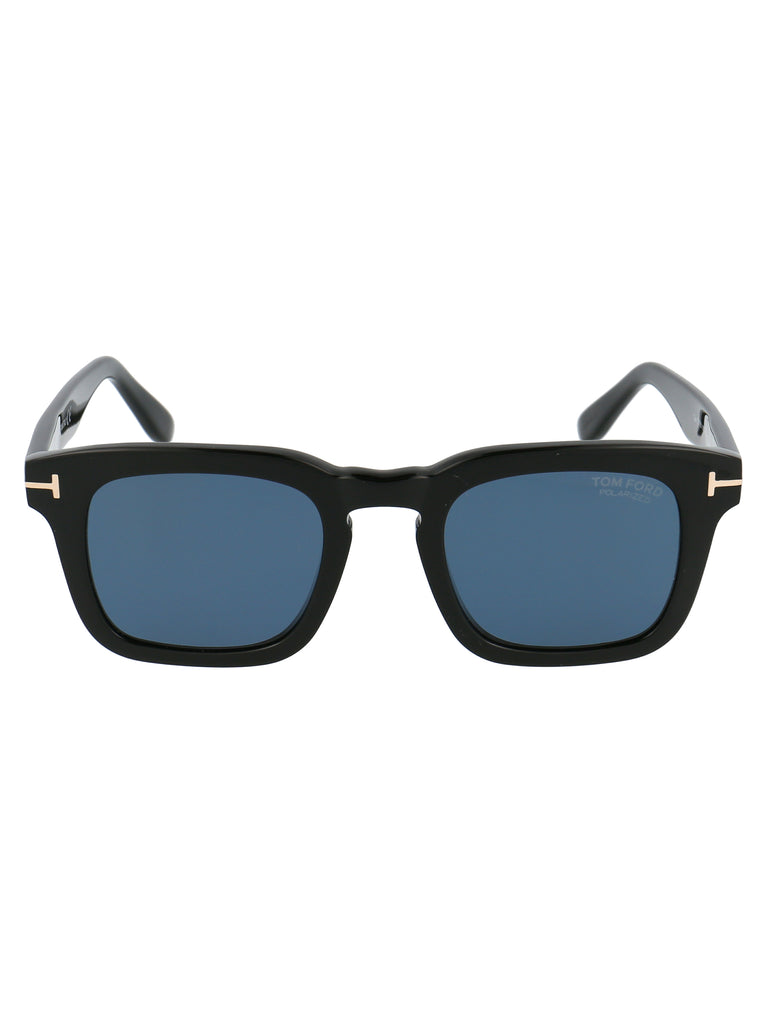 Tom Ford Eyewear Square Frame Sunglasses