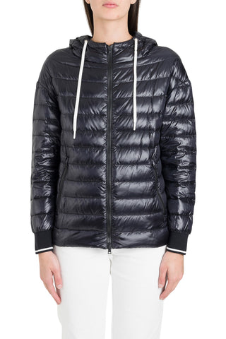 Herno Ultralight Hooded Down Jacket
