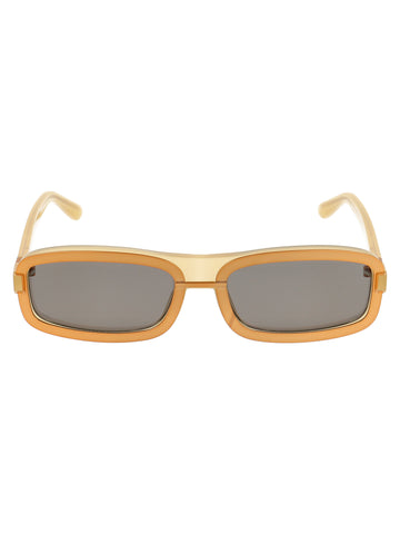 Y / Project Rectangular Frame Sunglasses