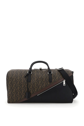 Fendi FF Motif Travel Tote Bag