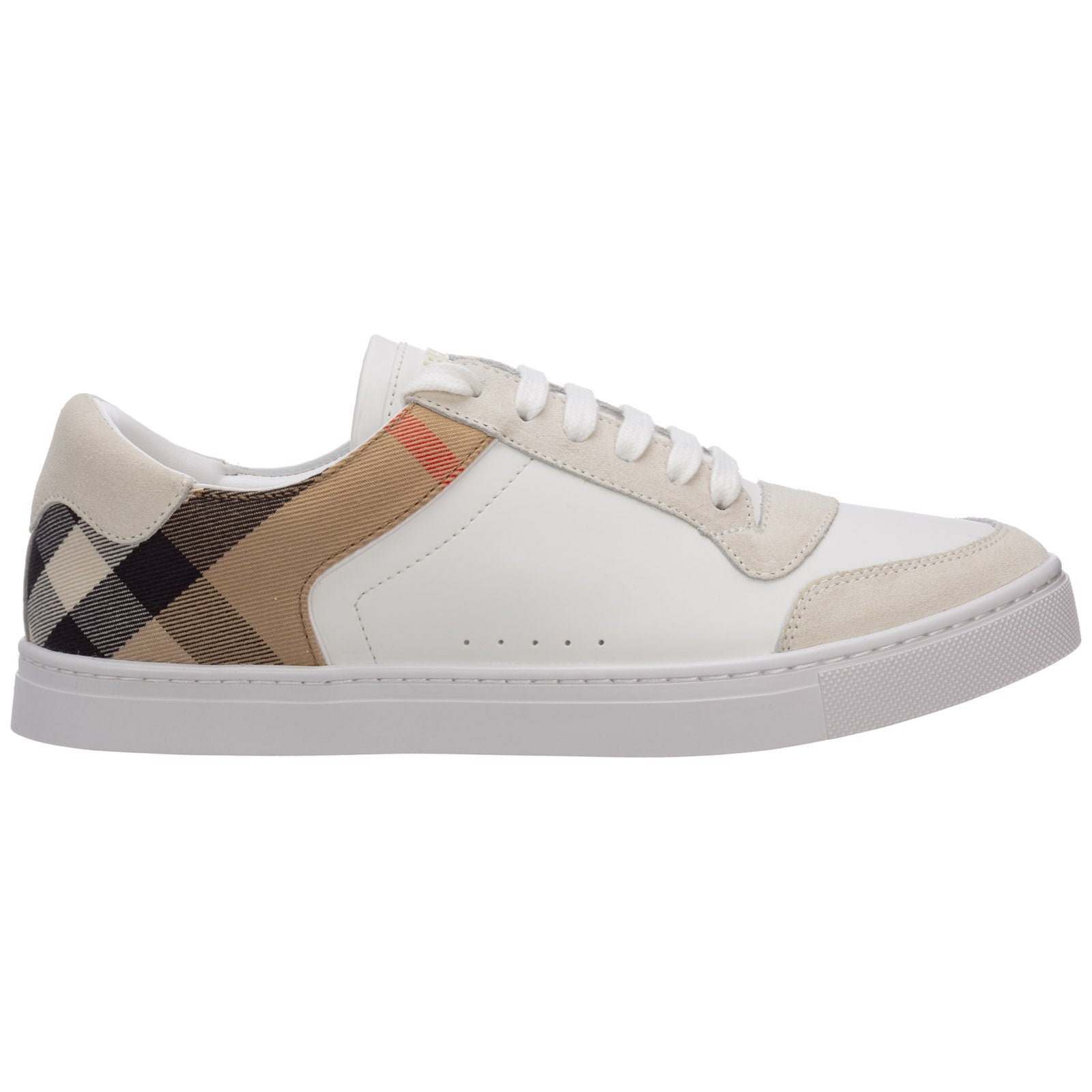 Burberry BURBERRY HOUSE CHECK SNEAKERS