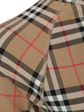 Burberry Vintage Check Fitted Top