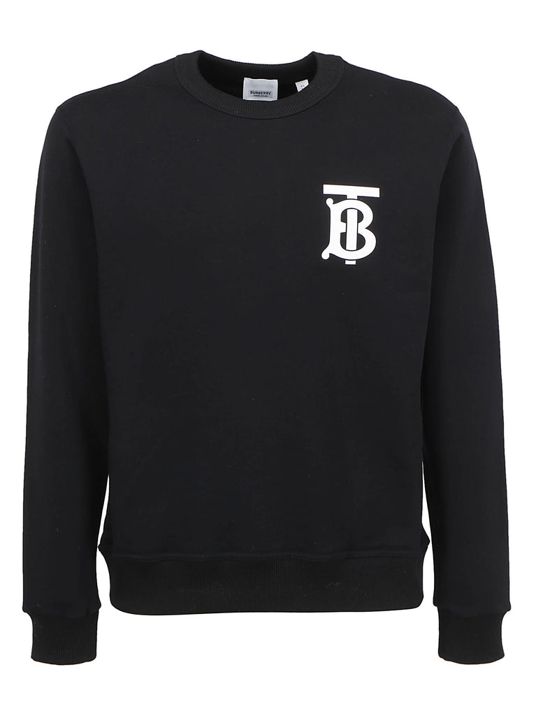 Burberry Embroidered TB Sweatshirt