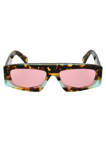 Jacquemus Rectangular Sunglasses