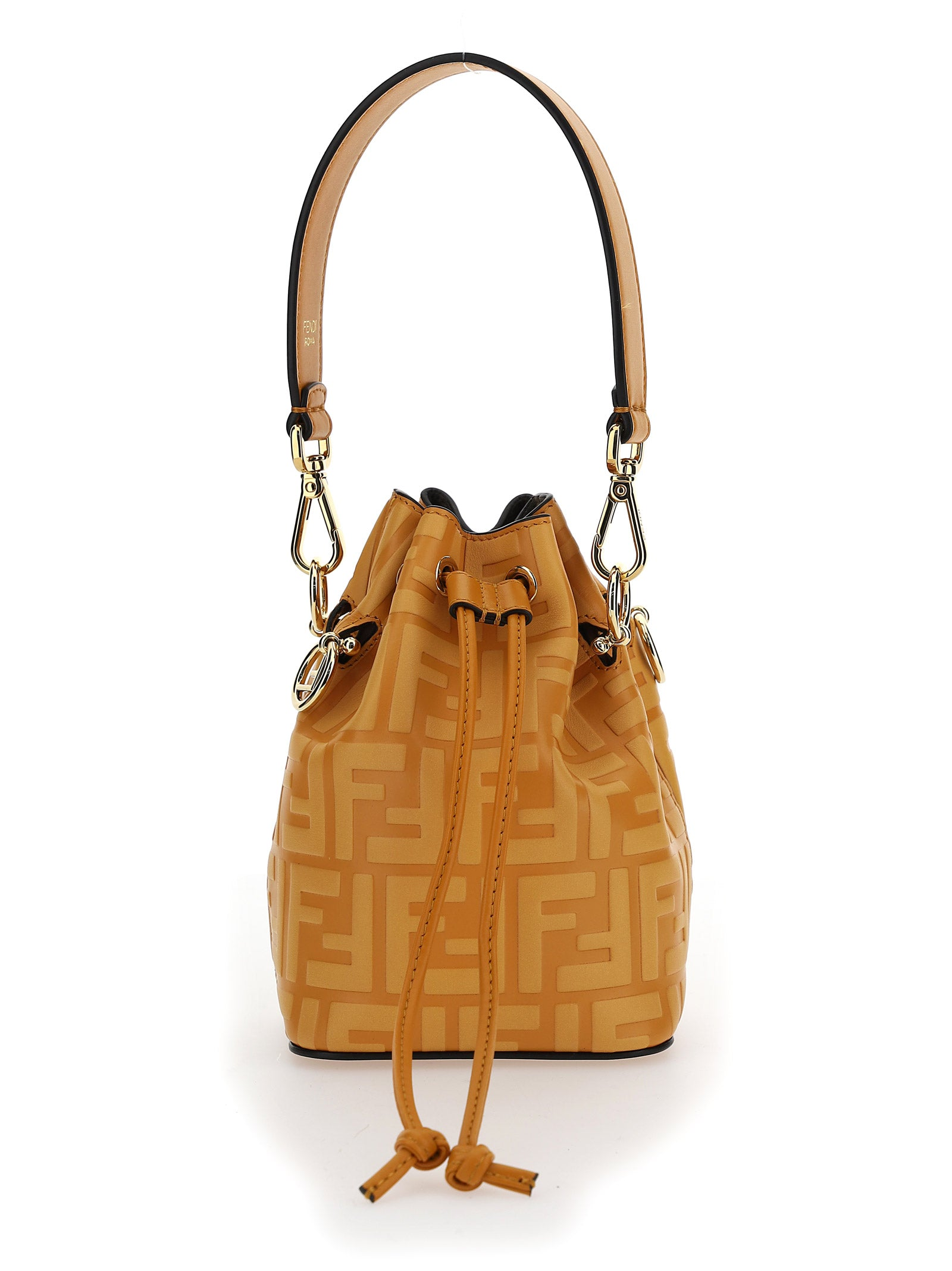 FENDI FENDI MON TRESOR MINI BUCKET BAG