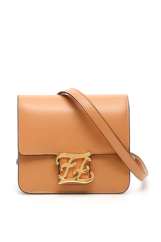 Fendi FF Karligraphy Shoulder Bag