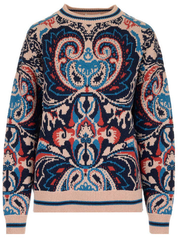 See By Chloé Paisley Motif Sweater