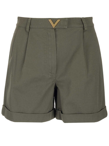 Valentino VGold Tailored Shorts